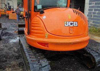 Мини экскаватор JCB 8050 RTS