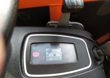 Мини-экскаватор JCB 8025 ZTS .