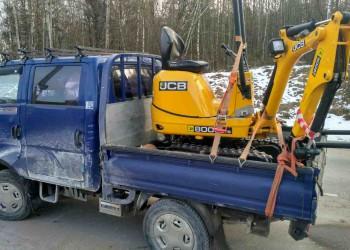 Мини экскаватор JCB 8008 CTS