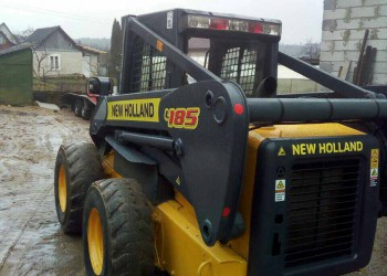 Мини погрузчик New Holland L185
