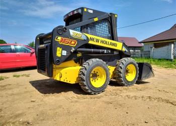 Минипогрузчик New Holland L 160