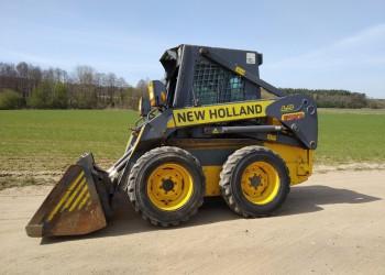 Мини-погрузчик New Holland L150, 2006 г.в..