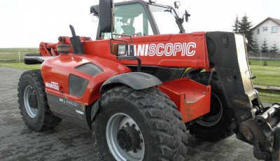 Телескопический погрузчик Manitou MLT 845-120