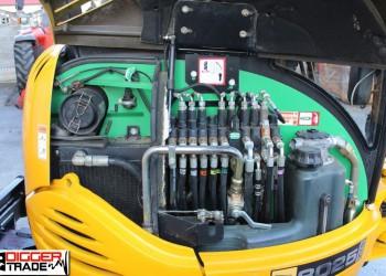 Мини экскаватор JCB 8025 ZTS