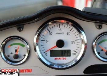 Телескопический погрузчик Manitou MLT 741 Turbo