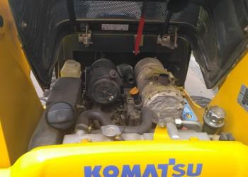 Мини погрузчик Komatsu SK714-5