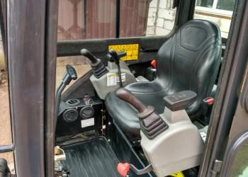 Мини экскаватор Bobcat E16