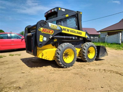 Минипогрузчик New Holland L 160