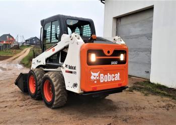 Минипогрузчик Bobcat S450