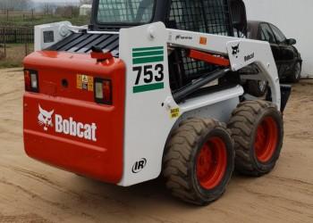 Минипогрузчик Bobcat 753