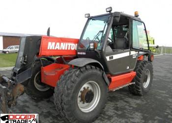 Телескопический погрузчик Manitou MLT 845-120