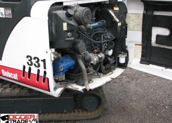 Мини экскаватор Bobcat 331