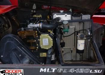 Телескопический погрузчик Manitou MLT 634 - 120 LSU