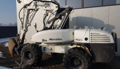 Экскаватор-погрузчик Mecalac 12MXT, 2008