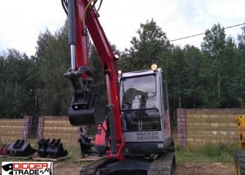 Мини экскаватор Wacker Neuson 3503 RD