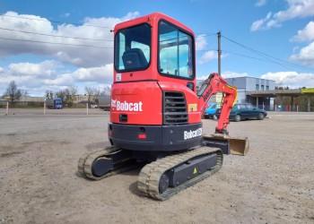 Мини экскаватор Bobcat E26 .